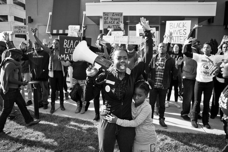 Activist Brittany Ferrell Magnolia Pictures