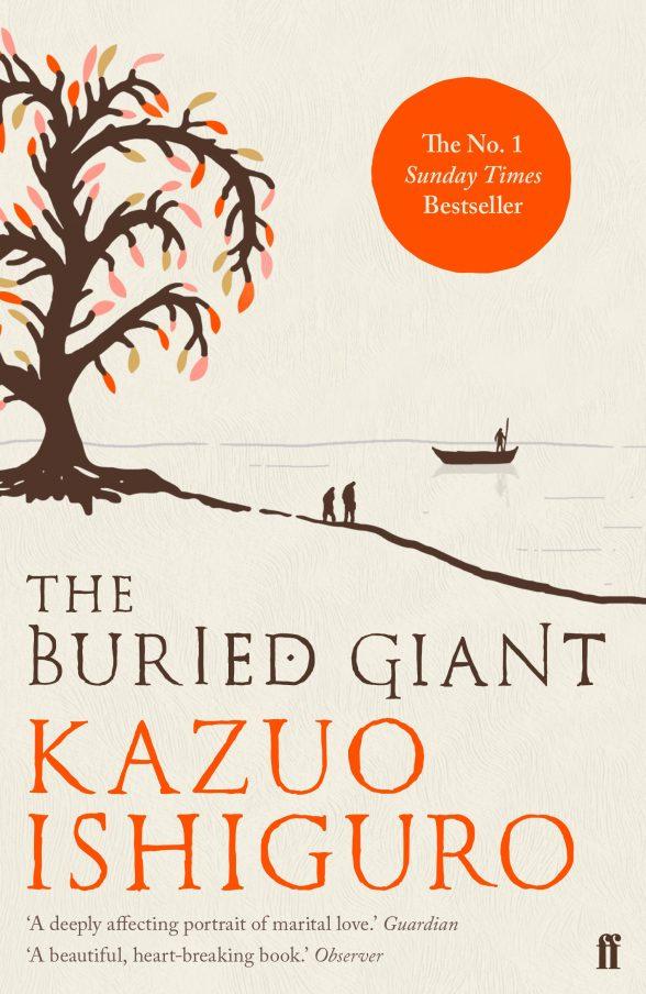 """The Buried Giant"", Kazuo Ishiguro, 2015."