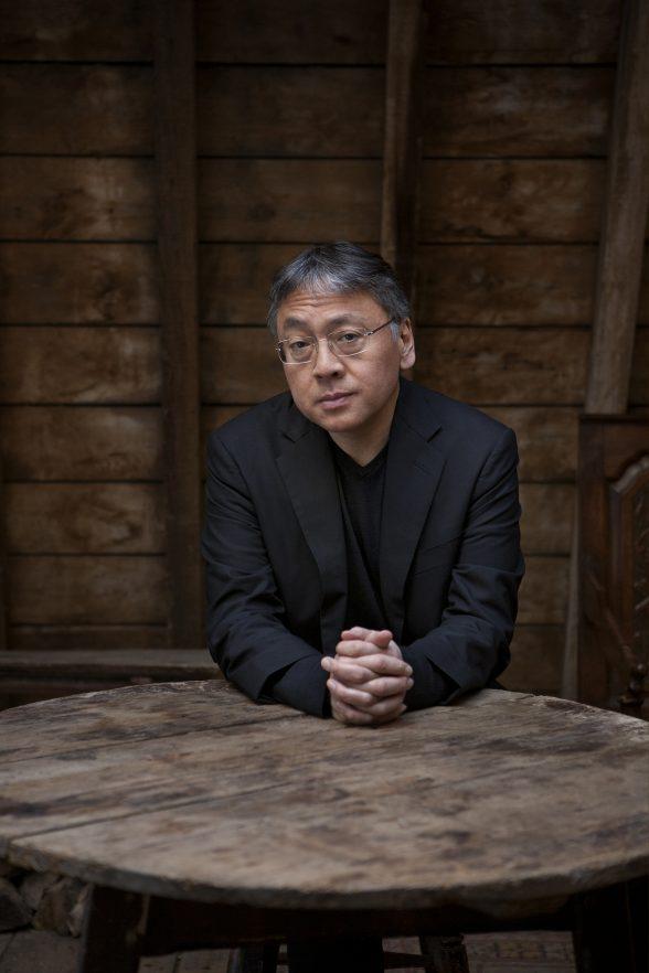 Kazuo Ishiguro. Image credit: Jeff Cottenden.