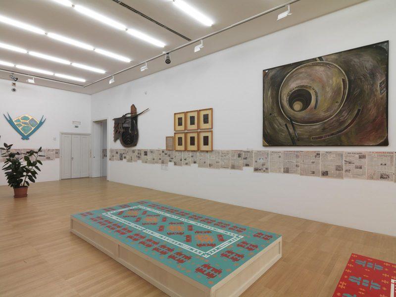 Dejan Habicht, courtesy of Moderna galerija Archive.