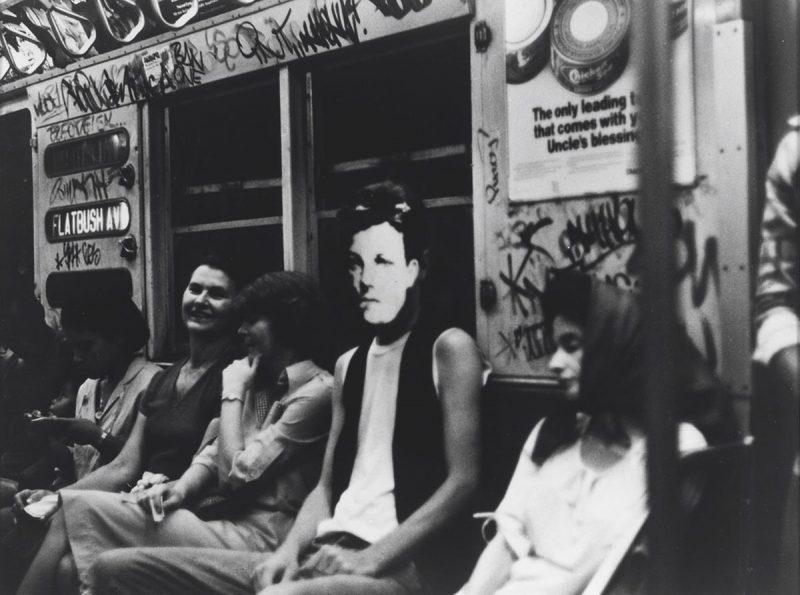 "David Wojnarowicz, ""Arthur Rimbaud in New York,"" 1978–79, 1990. Gelatin silver print, 8 × 10 in. (20.3 × 25.4 cm). Image courtesy of the Estate of David Wojnarowicz and P.P.O.W., New York."