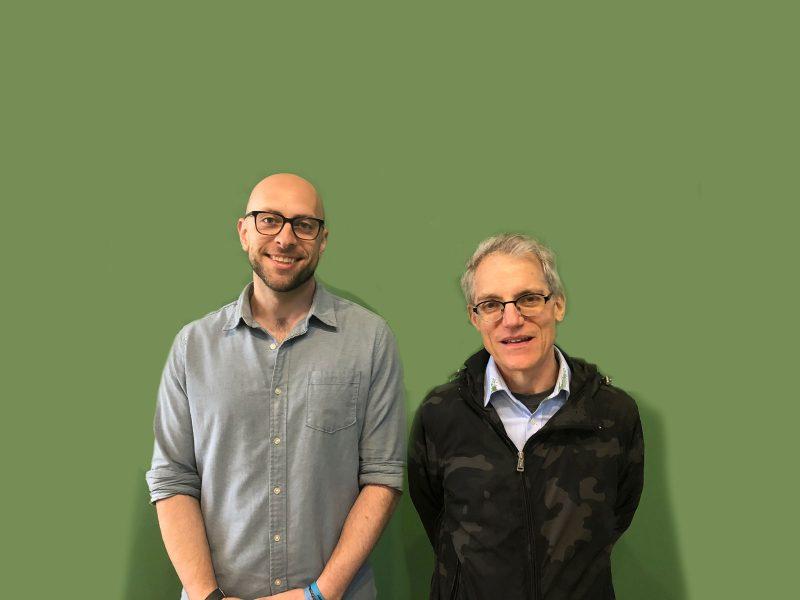 Zachary See and Richard Torchia. Photo courtesy of Morgan Nitz.