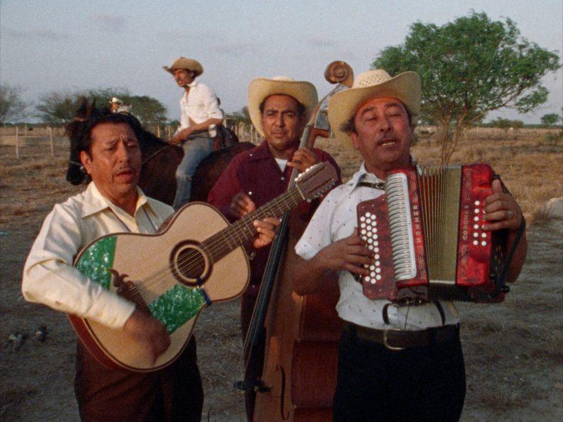 Film still, Chulas Fronteras. Photo courtesy Lightbox Film center.