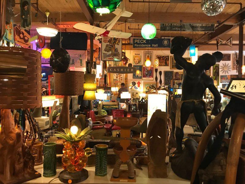 Emporium of Popular Culture in Providence, Rhode Island. Photo courtesy of Deborah Krieger.