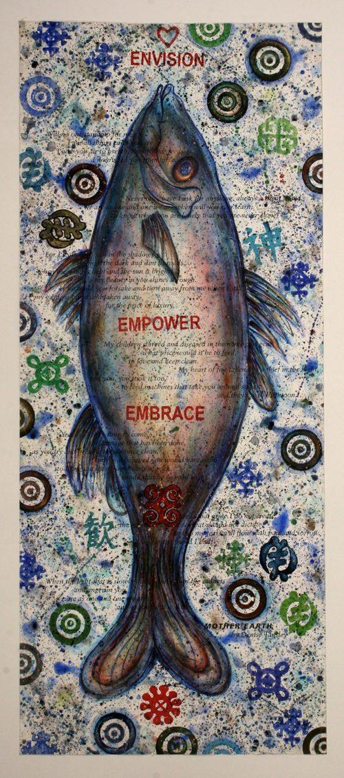 Ben Jones, Envision, Empower, Embrace, 2010