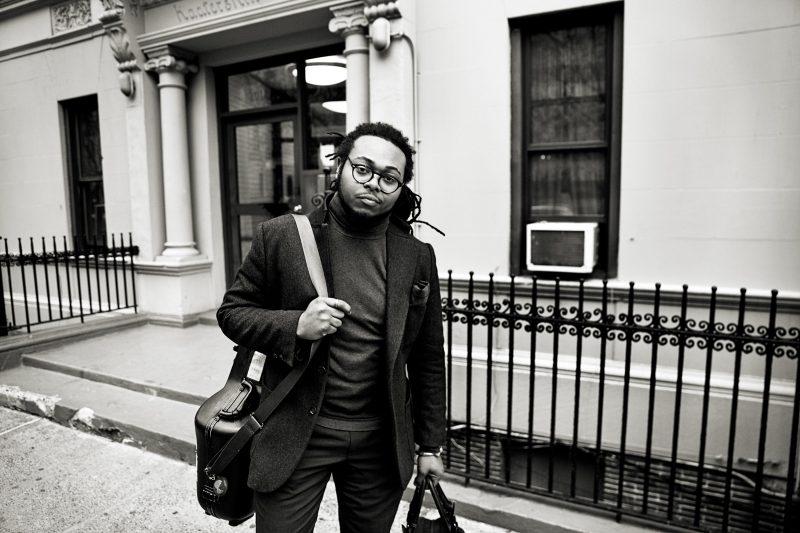 Immanuel Wilkins. Photo courtesy the artist.