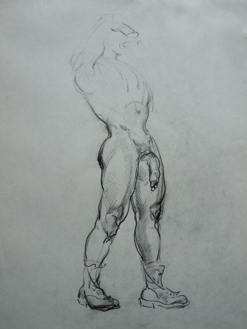 "Gerald Simcoe, ""Cigars."" Photo courtesy the artist."