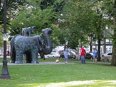 Elephant, Portland