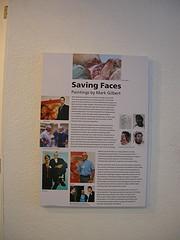 Saving Faces, poster
