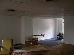 John Tallman, new studio