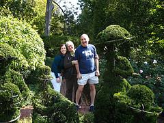 Minna, me and Murray