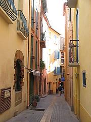 Collioure street