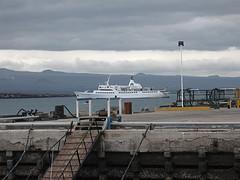 our ship, M/V Galapagos Legend