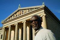 Georges Adeagbo in Phila