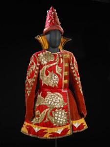 Natalia Goncharova costume for 'Sadko'(1916) Victoria & Albert Museum