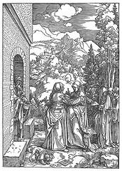albrecht durer the visitation