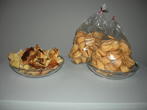 Emily Drury's fortune cookies