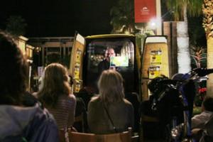 The Van, full of Cannes.