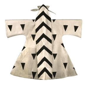 Henri Matisse costume for 'Le Chant du Rossignol' (1920) Victoria & Albert Museum