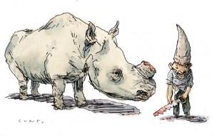 Caption: Poacher, John Cuneo, 2010