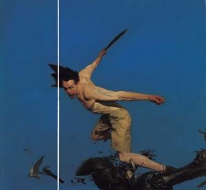 Caption: Secession, Phil Hale, 2001