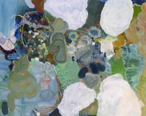 "Josette Urso, ""Cloud Lily."" Photo courtesy of the artist."