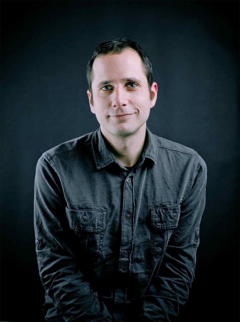 Director Jon Foy. Photo by Sean Bolton