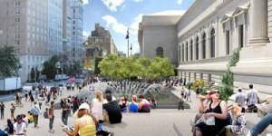 OLIN Metropolitan Museum Plaza