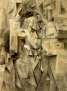 Pablo Picasso 'Portrait of Wilhelm Uhde' (1910)