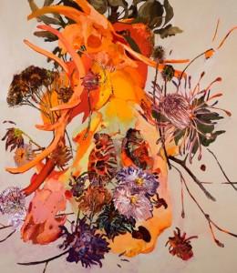 New work by Rebecca Saylor Sack.