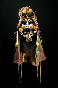 RAMMΣLLZΣΣ  Mask, mixed media