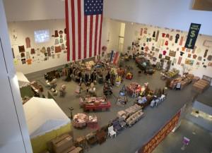 Martha Rosler's Monumental Garage Sale, MoMA