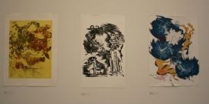 Works by Grimaldi Baez.