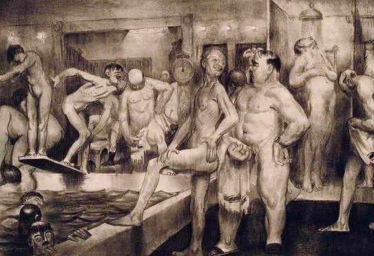 history of gay bathhouses