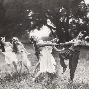 Charlie Chaplin 'Sunnyside' (1919)