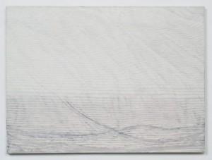 """""""Dead Calm,"""" 2011, oil on canvas, 18"""" x 24"""""""