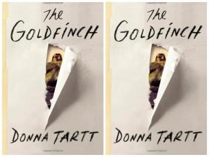 The Goldfinch, a novel by Donna Tartt
