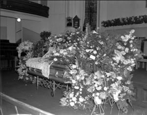 Greenburg funeral