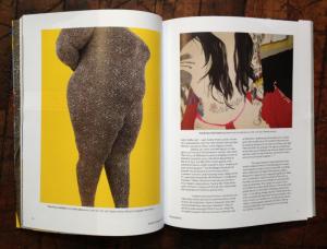 Erin Riley in this summer's Surface Design Association Journal.