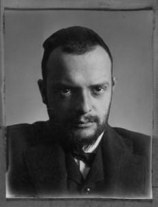 Paul Klee (1911) photo: Alexander Eliasberg