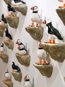 Peter Morgan, Penguins, going up in Roanoke, VA