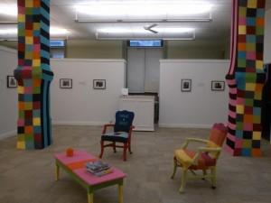 Art in City Hall FiberPhiladelphia 2012