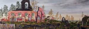 Drew Leshko, Installation view from Philadelphia Photo by Mike Smith Courtesy of Jonathan Ferrara Gallery, New Orleans