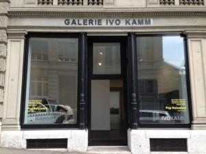 Galerie Ivo Kamm on Waldmannstrasse