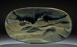 Willi Singleton Woodfired functional stoneware, Photograph by Ken Ek