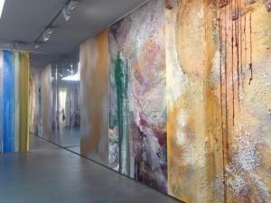 "John Armleder, ""Overload,"" Galerie Andrea Caratsch, 2012-2013"