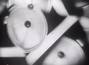 Fernand Léger still from 'Ballet Mécanique' (1922-23)