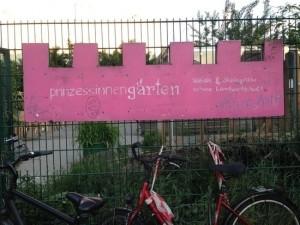 Prinzessinnengarten, Moritzplatz, Berlin