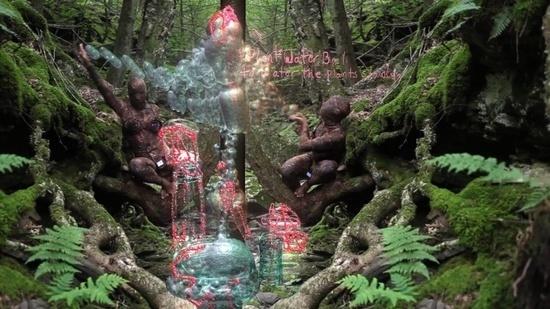 Jacolby Satterwhite still from 'Reifying Desire' (2011) digital video.