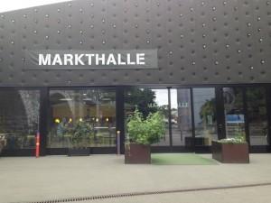The Markthalle on the Viadukt